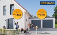 De nieuwste Hormann actiedeuren zijn nu te koop bij Van der Padt deuren.